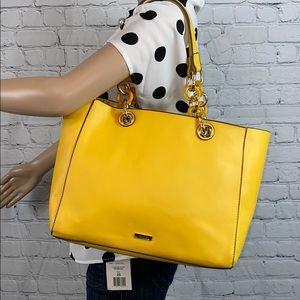 Preloved ALDO Women's Yellow Purse